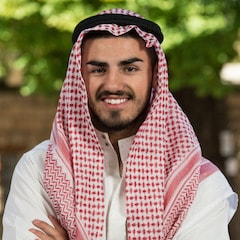 Meet Caleb in Jeddah, Saudi Arabia